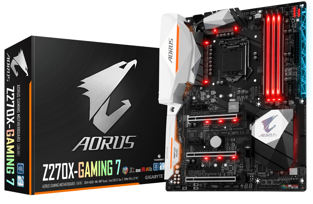 GIGABYTE GA-Z170X-GAMING 7 BIGFOOT LAN DRIVER FOR PC